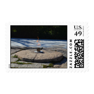 JFK Eternal Flame Postage