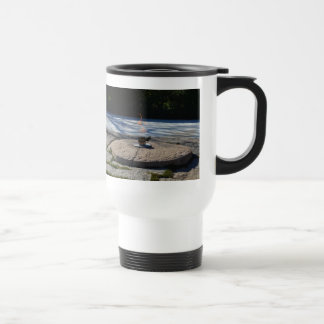 JFK Eternal Flame Travel Mug