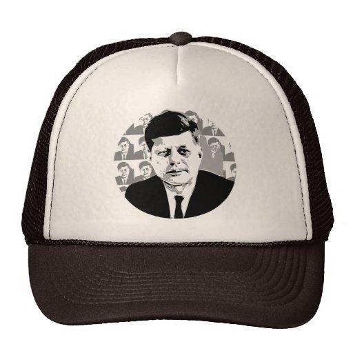 JFK GORRAS DE CAMIONERO