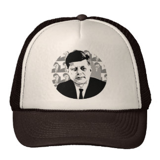 JFK TRUCKER HAT