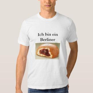 JFK, Ich bin ein Berliner T-Shirt
