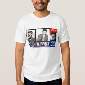 JFK in 1946, 1952 and 1960 T-Shirt