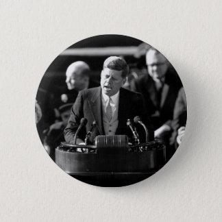 JFK Inauguaration Button