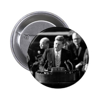 JFK Inauguaration 2 Inch Round Button