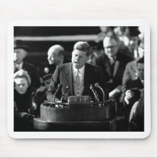 JFK Inauguaration Mouse Pad