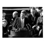 JFK Inauguaration Tarjetas Postales