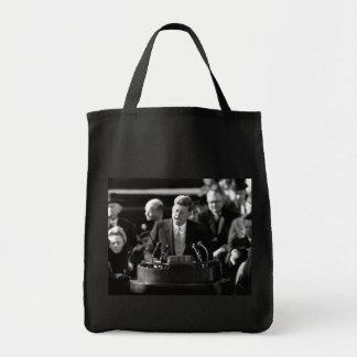 JFK Inauguaration Tote Bag
