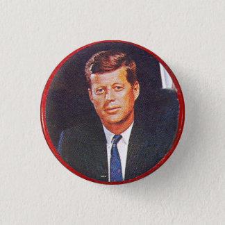 JFK Inaugural - Button