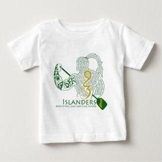 JFK Islanders 93 Reunion Gear Baby T-Shirt