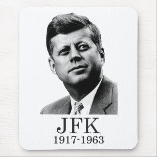 JFK - John F. Kennedy Alfombrilla De Ratones