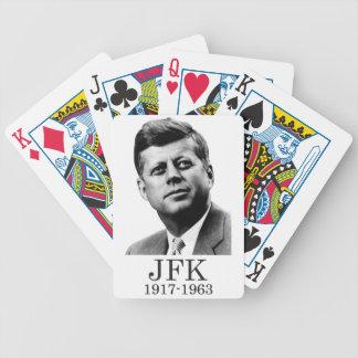 JFK - John F. Kennedy Card Deck