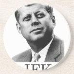 JFK - John F. Kennedy Posavasos Manualidades