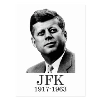 JFK - John F. Kennedy Postal