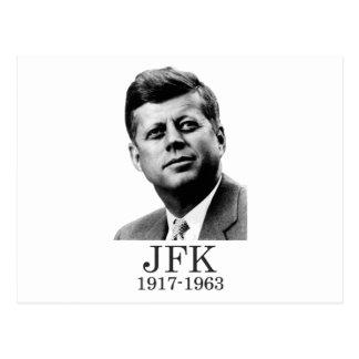 JFK - John F. Kennedy Postcard