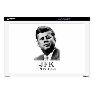 JFK - John F. Kennedy Skins For Laptops