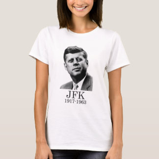 JFK - John F. Kennedy T-Shirt