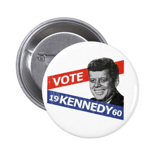 JFK Kennedy Election 2 Inch Round Button