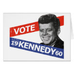 JFK Kennedy Election Greeting Cards