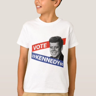 JFK Kennedy Election T-Shirt