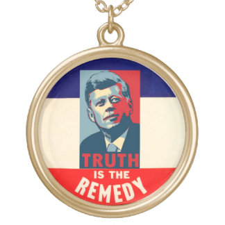 JFK: La verdad es el remedio Collar Dorado