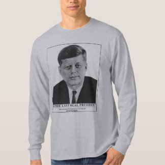 JFK long sleeve t T-Shirt