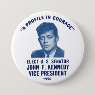 JFK Memorial pin 1956