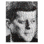 JFK montage Photo Cut Outs