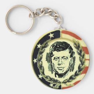 JFK Nostalgia Keychain