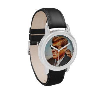JFK para siempre Relojes De Mano
