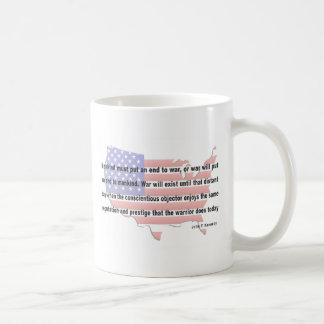 JFK Peace Quote Mugs