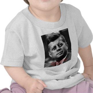 JFK perdonan para no olvidar los regalos y la ta Camisetas