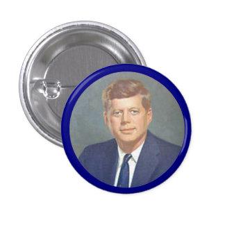 JFK PIN REDONDO 2,5 CM