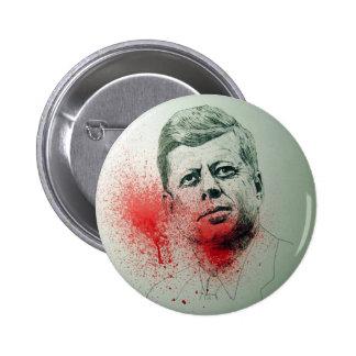 JFK PIN REDONDO DE 2 PULGADAS