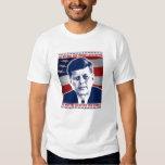 JFK preguntan no lo que puede hacer su país para Remeras