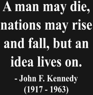 3226d13c9c8 Kennedy Quote T-Shirts - T-Shirt Design   Printing