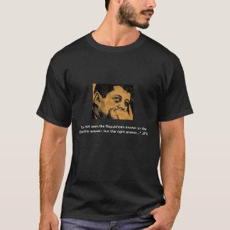 JFK QUOTE T-Shirt