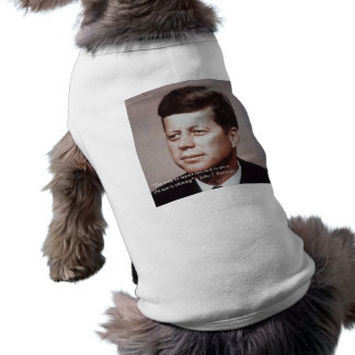 JFK Repair The Roof Famous Quote Tee