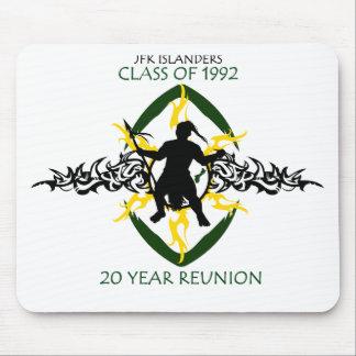 JFK Reunion 1992 Mouse Pads