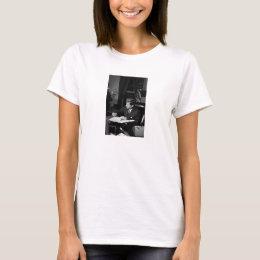 JFK Signing The Cuba Quarantine T-Shirt