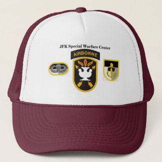 JFK Special Warfare Center Hat