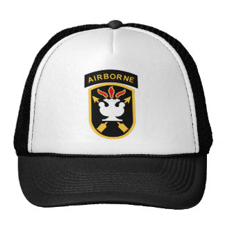 JFK Special Warfare Center Trucker Hat