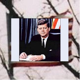JFK STATUETTE