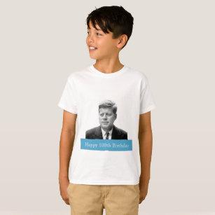 JFKs 100th Birthday T Shirt