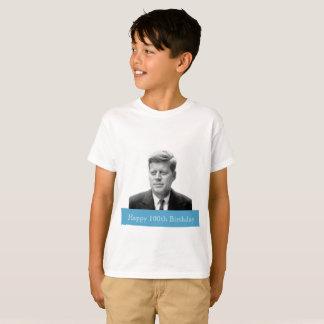 JFK's 100th Birthday T-Shirt