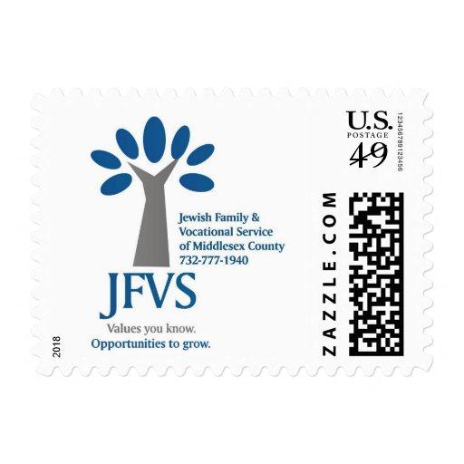 JFVS Horizontal Stamps