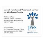 JFVS Postcard