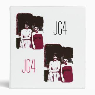 JG4-VPROM 3 RING BINDERS