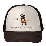 JGD - Digital Pirate Trucker Hat