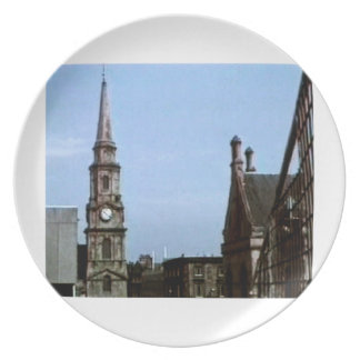 jGibne de la iglesia Art1a snap-40380 de Escocia Platos De Comidas