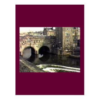 jGibney de Inglaterra 1986 snap-11409a del baño El Postal